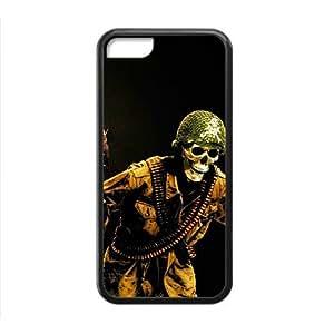 MMZ DIY PHONE CASERockband Modern Fashion Guitar hero and rock legend Phone Case for ipod touch 5(TPU)