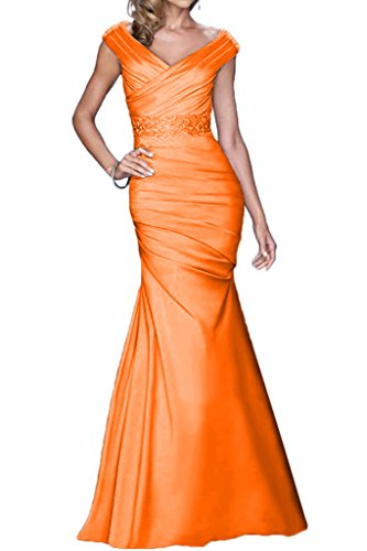 Promgirl House - Robe - Crayon - Femme -  Orange - 38