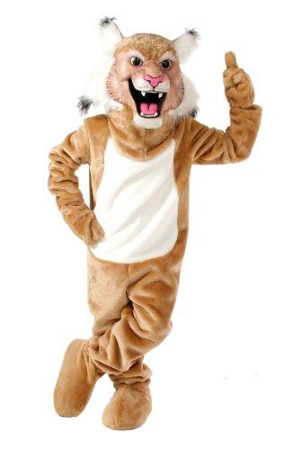 [ALINCO Wildcat / Bobcat Mascot Costume] (Alinco Costumes)