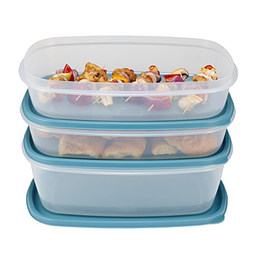 rubbermaid freezer containers - 8