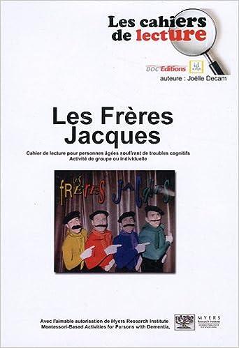 Livre Les Frères Jacques pdf ebook