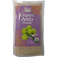 Jiva Organics USDA Organic Pure Amla Powder 7 Ounce (Nearly Half a Pound)