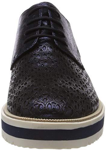 23753 805 1 1 Tamaris navy Femme Sneakers 22 805 Bleu Basses Ix6qxPw