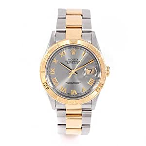 Rolex Datejust automatic-self-wind mens Watch 16263 (Certified Pre-owned)