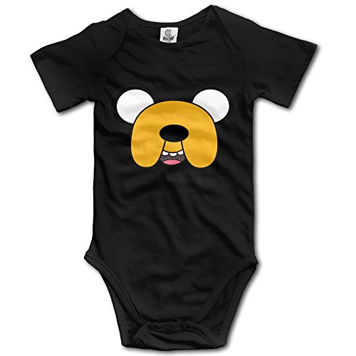 Adventure Time Jake The Dog Face Baby Onesie Baby Bodysuit