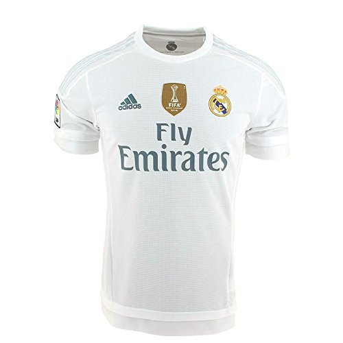 Adidas Real Madrid CF Home Jersey-WHITE (3XL)