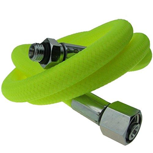 Miflex Braided Low Pressure Hose 36 Yellow
