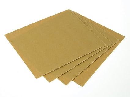 10-Pack Floor sander paper for Silverline-GRIT 60