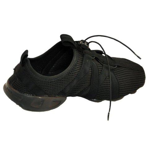 Bloch 512L Schwarz Fushion Sneaker Größe 36 EU
