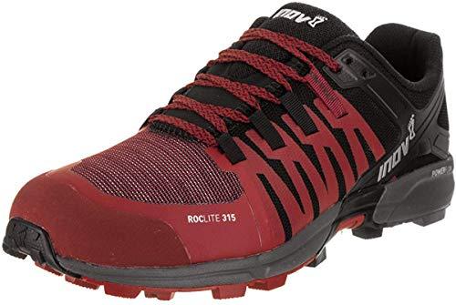 Inov-8 Men's Roclite 315 Running Shoe (9.5 D(M) US) Red/Black