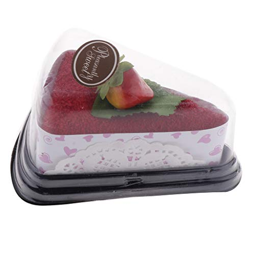 Prettyia Cake Sandwich Towel Washcloths Wedding Birthday Gift Thank You Guest Favor