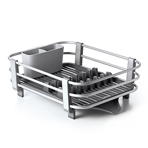 OXO Good Grips Rustproof Aluminum Dish Rack