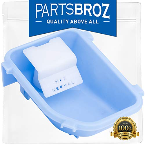 3891ER2003A Liquid Detergent Box Assembly for LG Washers by PartsBroz - Replaces Part Numbers AP4436613, 267454, 3890ER2003A, 3891ER2003B, 3891ER2003D, AH3522644, EA3522644, PS3522644