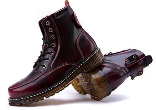 Sport Männer Stiefel Taktische Kurze Laufen Schuhe Lässig rot Klettern Leichtathletik Martin Stiefel Cqwx04UHq