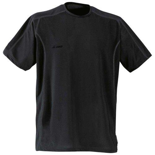 Jako Funktions T-Shirt schwarz