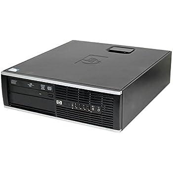 HP Elite 8200 SFF Desktop PC - Intel Core i5-2400 3.1GHz 8GB 250GB DVDRW Windows 10 Pro (Certified Refurbished)