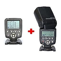 YONGNUO Yongnuo YN-560-TX Bundle With YN-560III For Nikon