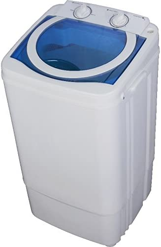 Syntrox Germany – a 7 kg lavadora con centrifugado Blanco/Azul ...