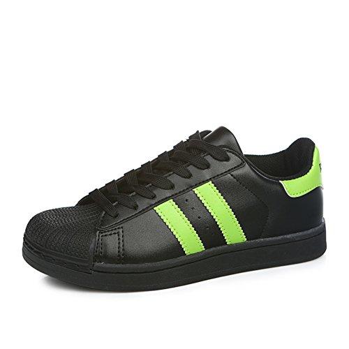 Zapatos de verano classic shell-dedo del pie de fondo plano/Corte de deportivo bajo zapatos C