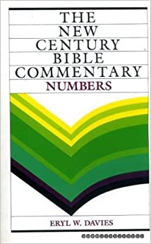 Book Numbers (New century Bible commentary)
