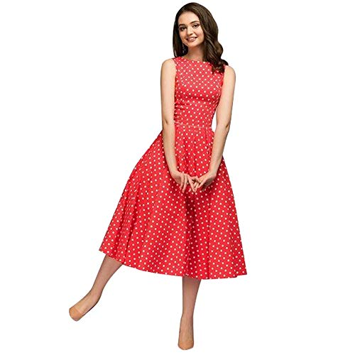 Dress for Women Elegant for Party Office,Casual Hepburn