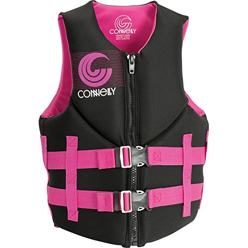 Connelly Women's Promo Neo Vest - Coast Guard Approved, Medium
