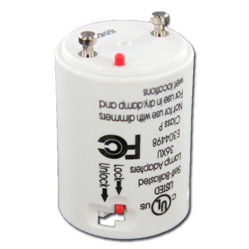 Sun-Lite Q-05A (SBL-FLA26) 26w self ballasted 4 pin CFL adapter