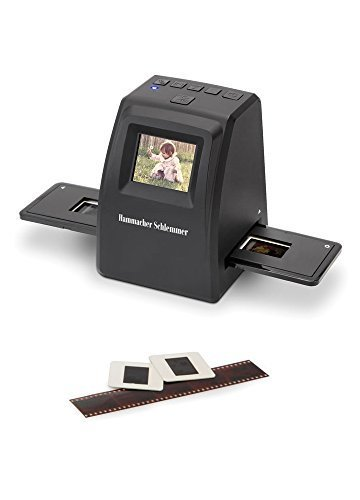 Hammacher Schlemmer Slide Converter - 14mp Stand Alone Digital Image Copier
