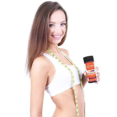 Ketone Keto Urine Test Strips. Lose Weight, Look & Feel Fabulous on a Low Carb Ketogenic or HCG Diet. Get Your Body Back! Accurately Measure Your Fat Burning Ketosis Levels by Just Fitter (Image #4)