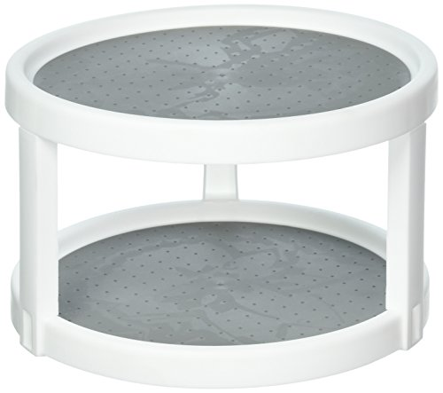 Home Basics Twin Turntable Spice Rack