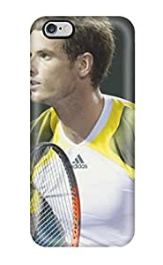 Iphone Case - Tpu Case Protective For Iphone 6 Plus- Andy Murray (3D PC Soft Case)