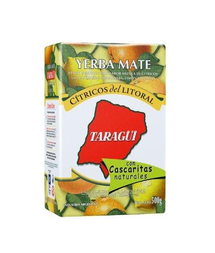 taragui-yerba-mate-with-orange-lemon-and-grapefruit-peel-500-gram-packages-pack-of-10
