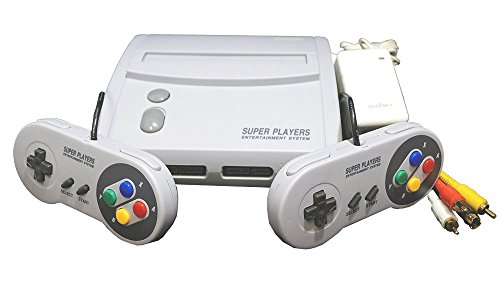 Super Nintendo Entertainment System Clone SNES 16 bit gaming console clone (Games That Came Out In The 90s)
