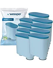 Wessper Waterfilter compatibel met Philips AquaClean CA6903/10 CA6903/22 CA6903 kalkfilter, Aqua Clean filterpatroon voor Saeco en Philips volautomatische espressomachines
