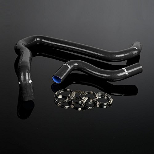 1992-1996 Silicone Radiator Hose Kit For HONDA PRELUDE Si/S/VTEC H22A H23A