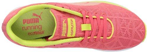 Puma Narita v2 Wns, Chaussures de running entrainement femme Orange (calypso coral-sunny lime 04)