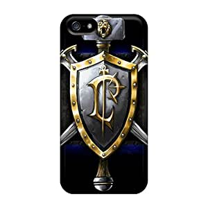 Snap-on World Of Warcraft Cases Covers Skin Compatible With Iphone 5/5s