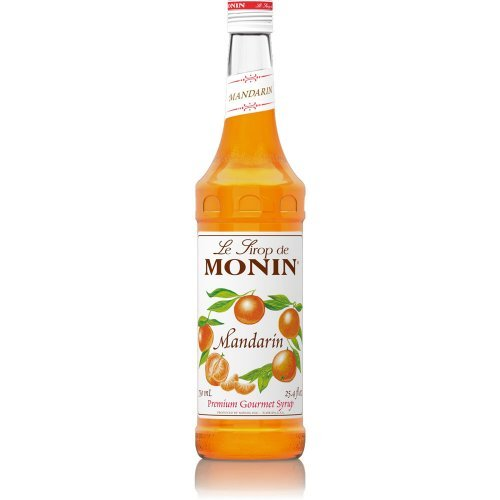 Monin Mandarin Orange Syrup, 750ml