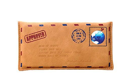 Peacechaos®vintage Leather Envelope Iphone6, Iphone6plus Case (iphone6 plus)