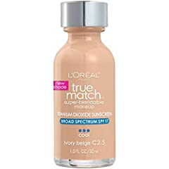 L'Oreal Paris' True Match Super-Blendable Original Foundation launched nearly fifteen years ago as an innovator in bringing shade-matching technology to foundation makeup. True Match's mission was to develop shades that matched each person's ...