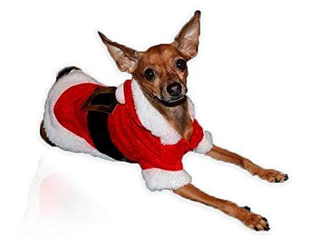 Grivey Perro Navidad Ropa de Perro Super Suave Puppy Disfraz ...