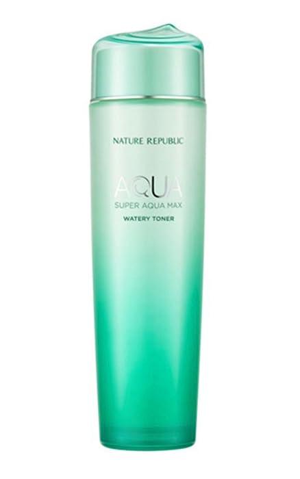 Nature Republic Super Aqua Max Watery Toner