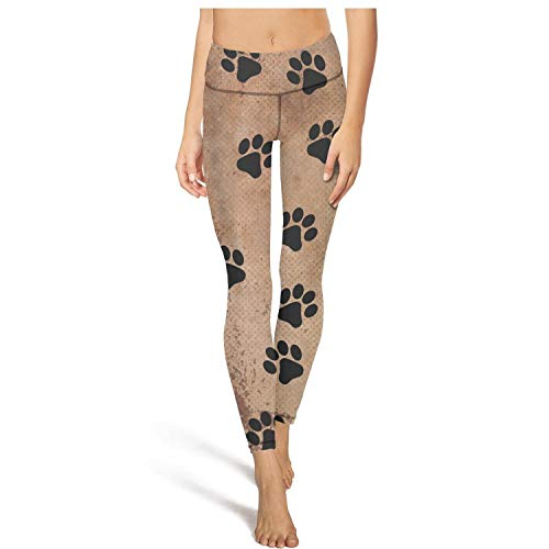 Price comparison product image Black Dog Paw Pretty Women Camo Yoga Pants Lightweight Fitness Pants Girls