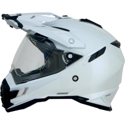 HELMET FX41DS P-WHITE LG