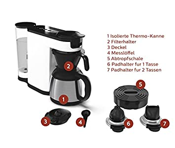 senseo hd7892 00 switch 2 in 1 kaffeemaschine f r filter. Black Bedroom Furniture Sets. Home Design Ideas