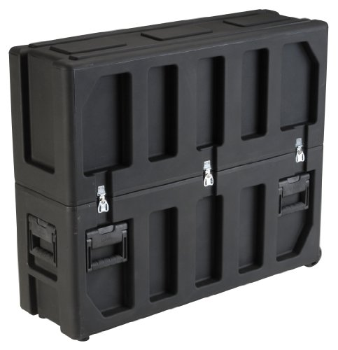 SKB Equipment Case, Roto-Molded LCD Case fits 32