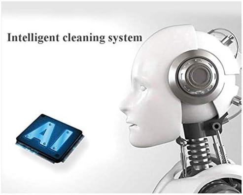 Jary AL Balayer Robot Multifonction Ultra-Mince Aspirateur anticollision Anti-dérapant Collecteur de poussière li