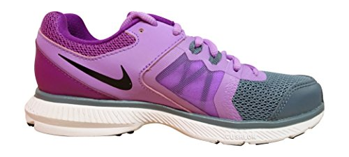 Nike Wmns Zoom Winflo, Zapatillas de Running Para Mujer blue graphite black fuchsia glow bold berry 401