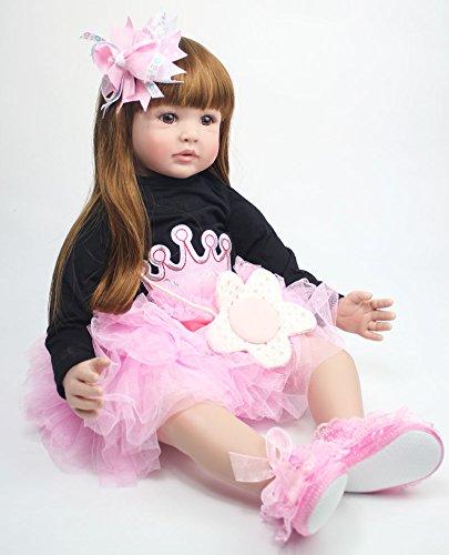 Amazon.com: Angelbaby - Muñecas para bebé (24.0 in): Toys ...