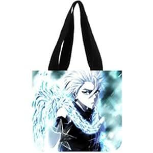 Hitsugaya Toushiro Bleach Custom Tote Bag 2 sides